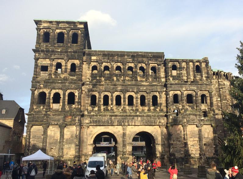 Trier, Luxembourg, Koblenz, Metz, Saarschleife, Saarburg…