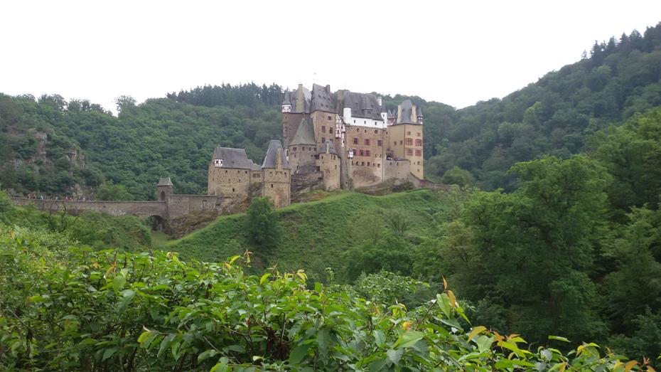 Eifel, Burg Eltz, Cochem und weitere Ausflugsmöglichkeiten